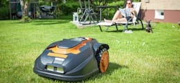Robotic Lawn Mower Installation M (<700m2)